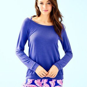 Lilly Pulitzer Luxletic Bungalo Sweatshirt